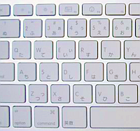 Apple Keyboard (JIS) MB110J/A
